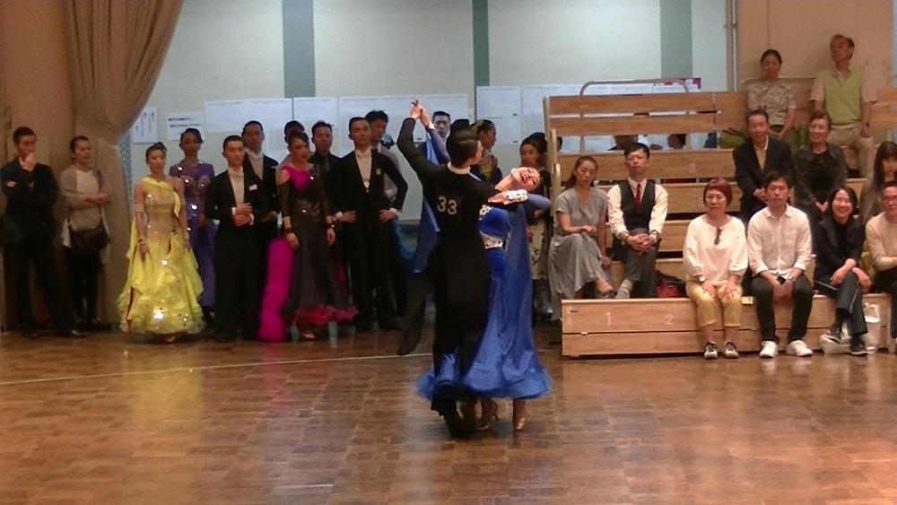 新井洸樹|C級プロスタンダード|決勝|EJBDF|後楽園ホール|ワルツ|ソロ|社交ダンス