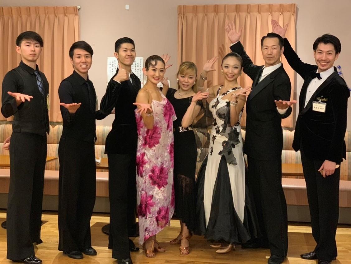ダンスホール|輪舞曲|ロンド|久喜市|社交ダンス|パーティー