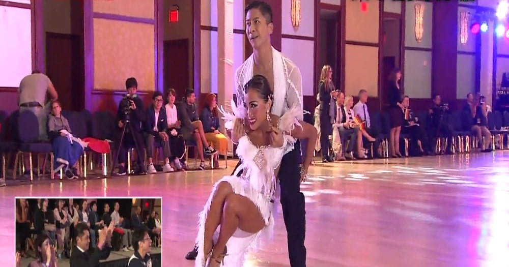 キンタロー|競技ダンス|引退