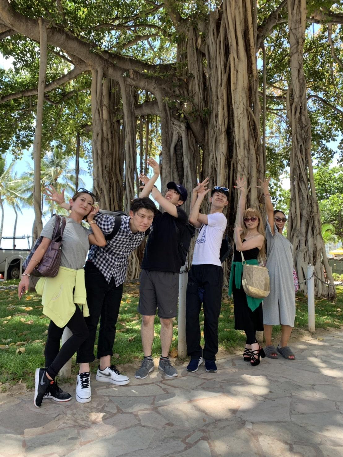 社交ダンス|春日部|AKIダンスアカデミー|社員研修旅行|ハワイ