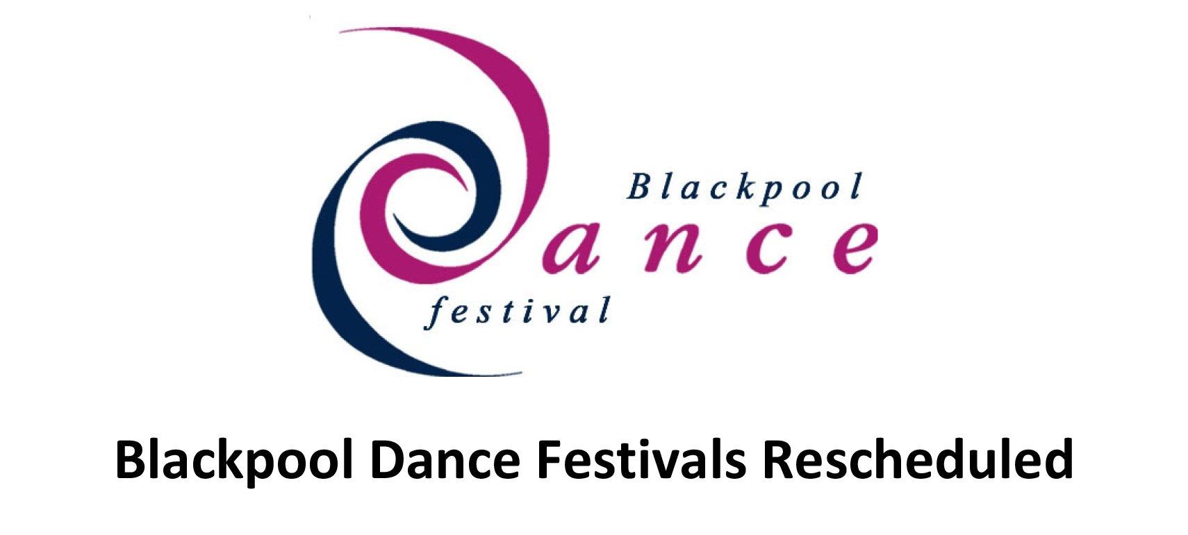 Blackpool Dance Festival 2020 Press Release