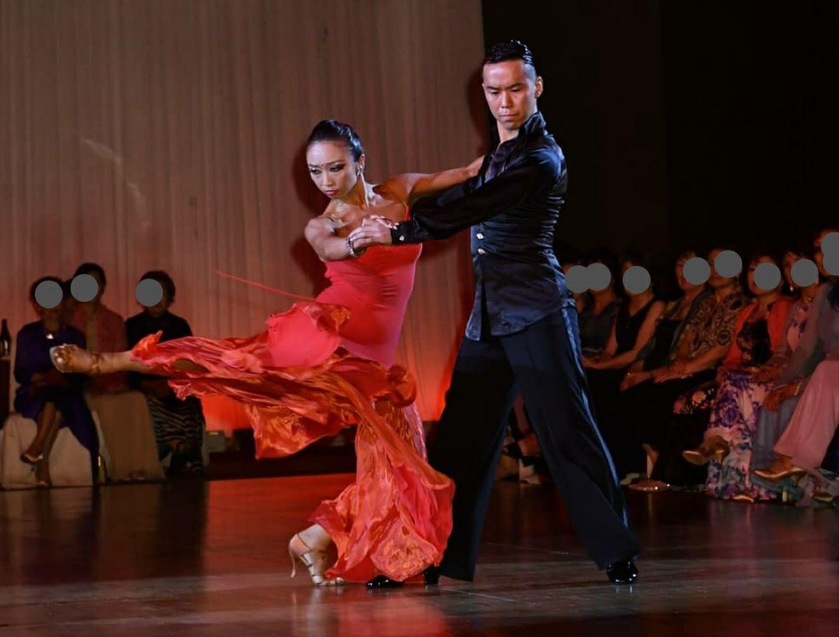 ダンスタイム|フリーダンス|埼玉|社交ダンス|越谷