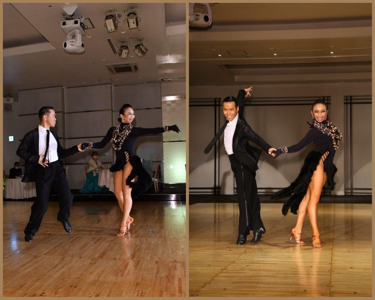 社交ダンス 大袋