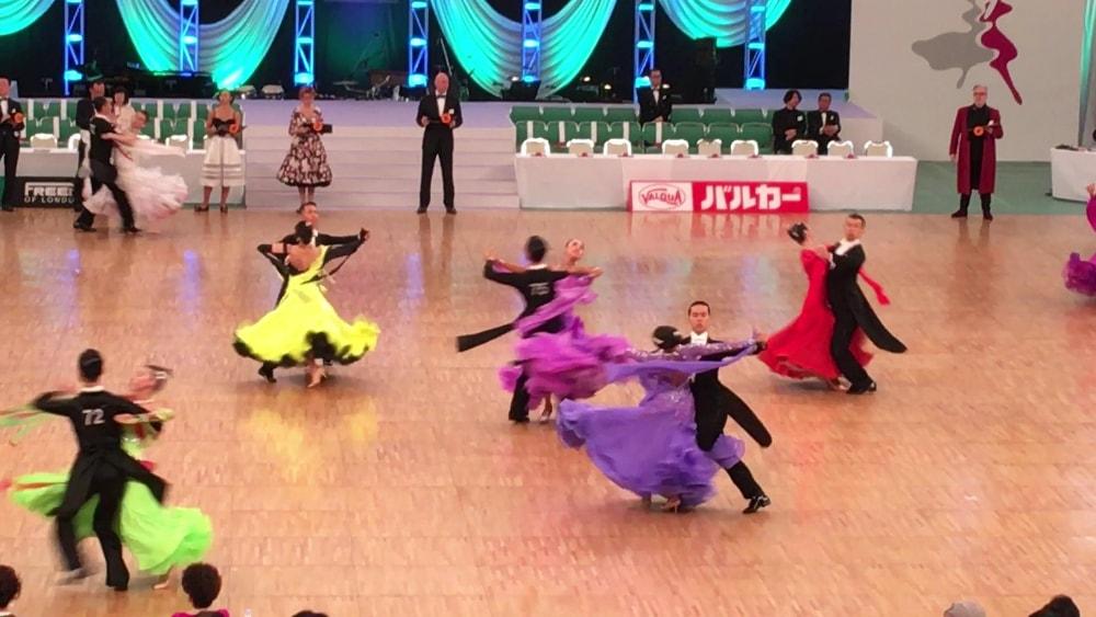2018|日本インター|社交ダンス|稲葉寿里|タンゴ