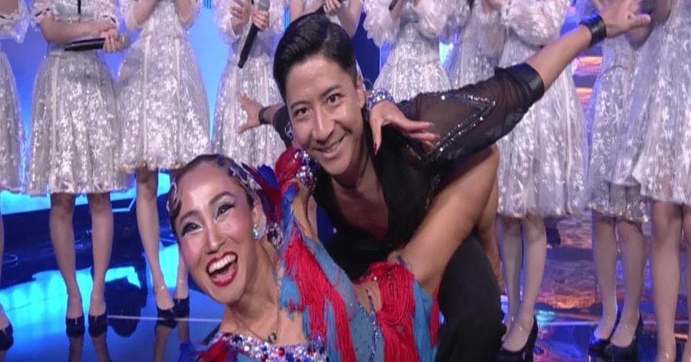 キンタロー|ロペス|ダンス競技会|社交ダンス|長野