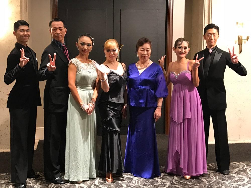 社交ダンス パーティー ダンシングマスターズ 舞踏晩餐会