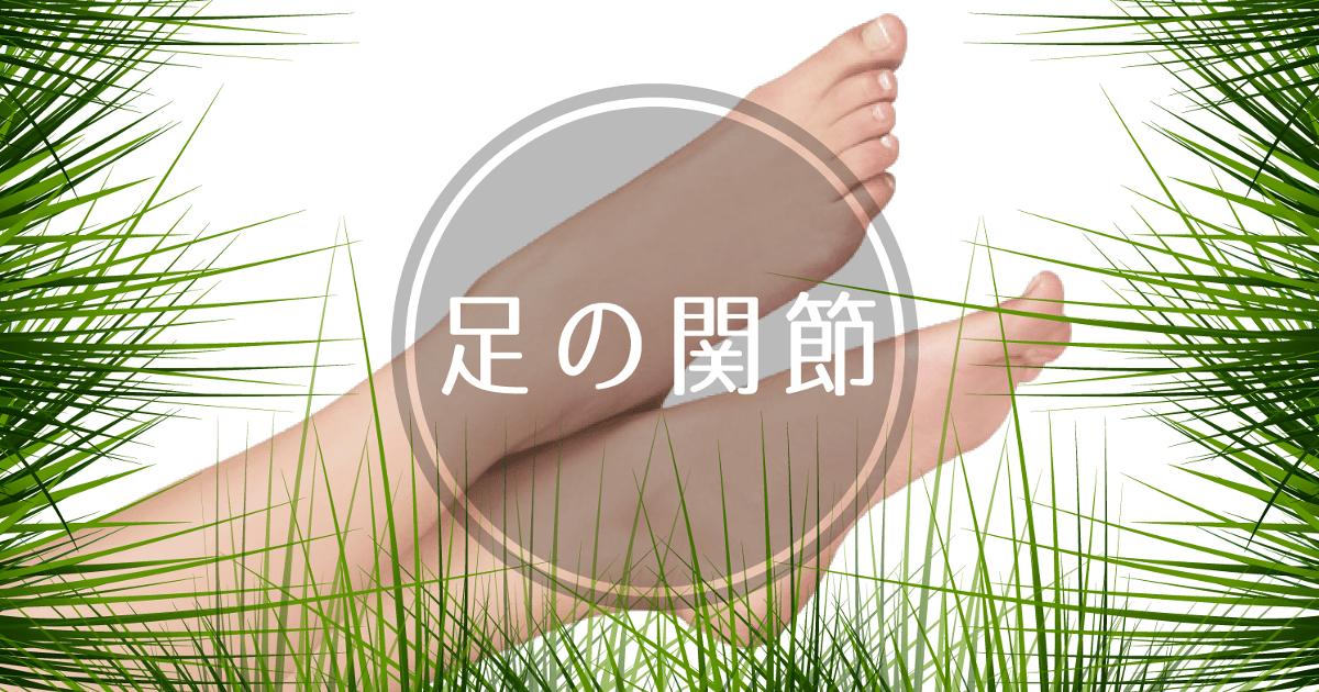 足|関節|使い方|社交ダンス