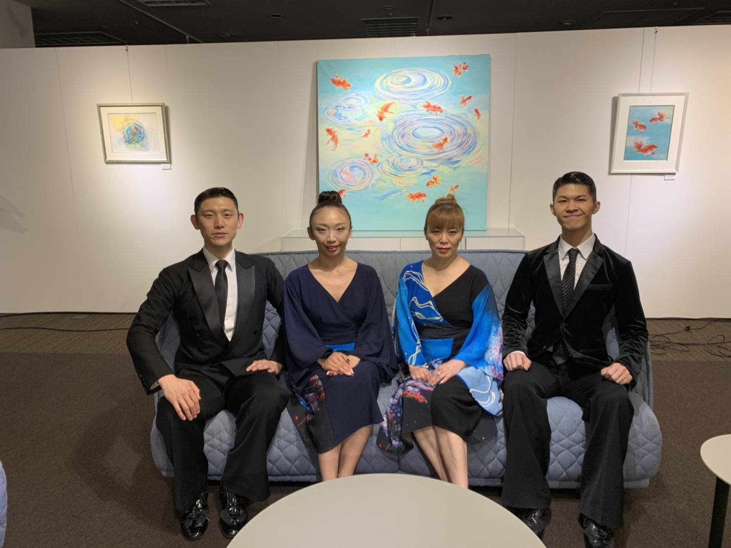 匠大塚|絵画|春日部|ダンス|ファッションショー